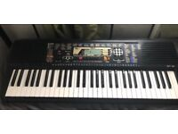YAMAHA keyboard in very good condition
