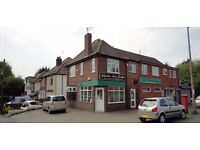 PROMINENT SHOP TO LET... 73 JUNCTION ROAD, LYE, STOURBRIDGE, WEST MIDLANDS. DY9 7NN.
