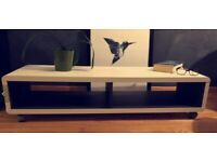 TV stand trolley media unit