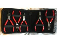 Jewellery Making Pliers Set (Brand New)