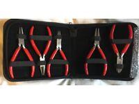 Jewellery Making Pliers Set (Brand New)