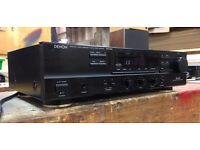 Denon DRA-265R Tuner/Amplifier/Receiver with phono input