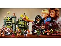 Looming for 80's toys. Lego and collectable toys