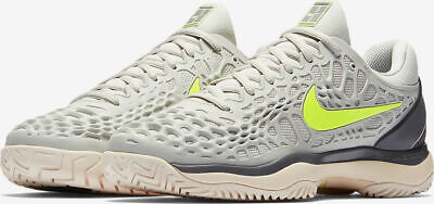 huge selection of 66c04 e26f4 Nike Women s Air Zoom Cage 3 HC - vast greyUK 3.5