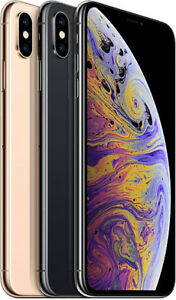 Iphone XS Max 256 Go Noir
