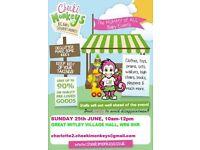 Cheeki Monkeys BIG Baby & Childrens Preloved Market
