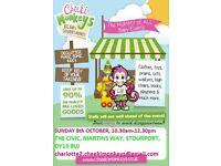 Cheeki Monkeys BIG Baby & Childrens Markets