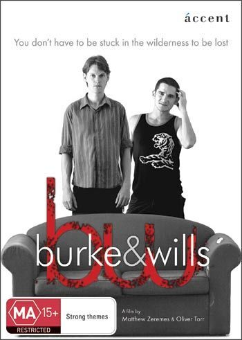 Burke and Wills (DVD) - ACC0068
