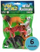 Plastic Toy Farm Animals