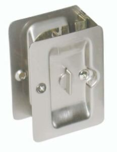 Taymore sliding door locks professional series satin nickel