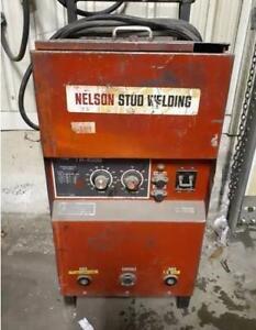 SOUDEUSE À GOUGEONS ( STUD WELDER) NELSON TR450B