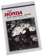 Honda CT110 Manual
