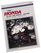 Honda Z50 Manual