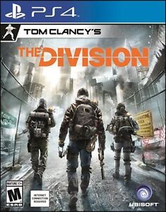 (PS4) Tom Clancy's The Division - Standard Edition