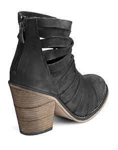 FREE PEOPLE Hybrid Leather Multi-Strap Boots NEVER WORN