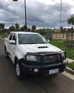 2013 Toyota Hilux Ute **12 MONTH WARRANTY** Derrimut Brimbank Area Preview