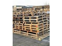 all pallets today £2 each