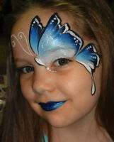 Face Painting + Glitter Tattoos April Special + More!