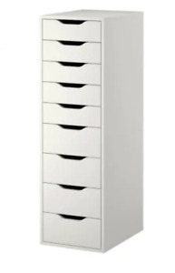 LOOKING FOR IKEA ALEX 9 DRAWERS set