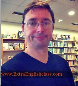 Private English Lessons With a British, Qualified Teacher.
