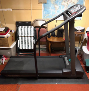 PaceMaster ProSelect Treadmill and Floor Pad