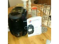 Bosch Tassimo coffee machine in black