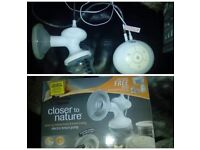 Breast pumps (electric + manual)
