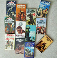 **  LOUIS L'AMOUR ** Traditional Western Frontier Stories
