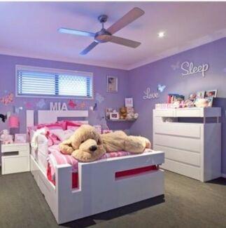 Double Bedroom Setting