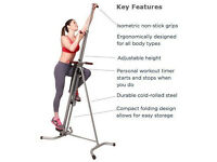 climber exercise machine seen on tv