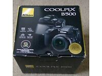Nikon Coolpix B500 Brand New