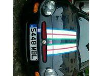 Mgf car