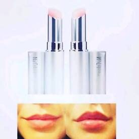 Lip plumping balm, makeup, cosmetics, beauty