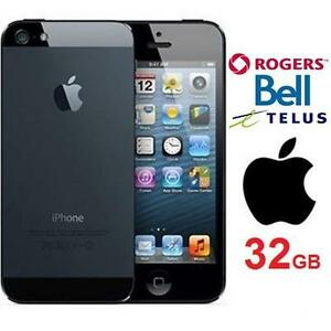 REFURB APPLE IPHONE 5 SMARTPHONE - 111482570 - 32GB  SMART PHONE CELL PHONE