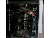 IRON MAIDEN CD