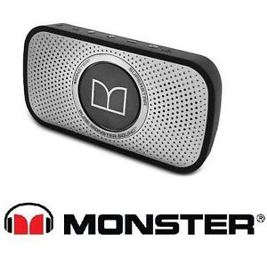 NEW OB MONSTER HD BLUETOOTH SPEAKER SUPERSTAR HIGH DEFINITION BLUETOOTH SPEAKER BLACK/SPACE GREY 97240072