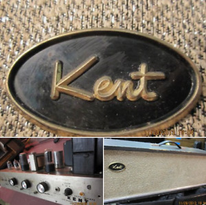 Kent - Tube amp head (modified for Crunch)