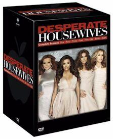 Desperate Housewives season 1 to 8 box set DVD