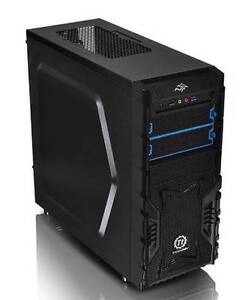 Desktop PC 3.5GHz, 1TB HD, 8GB DDR4 RAM, Win10 All setup ready Helensvale Gold Coast North Preview