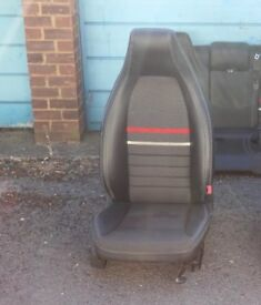 Mercedes A Class W176 CLA Front and Rear Seats