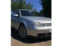 2003 VW Golf GT TDI