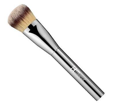 IT Cosmetics Heavenly Luxe Paddle Liquid CC+ Cream Foundation Brush New & Sealed