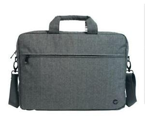 PKG LBMCE1-LGRY Slim 15in Laptop Brief Bag - Light Grey (New Other)