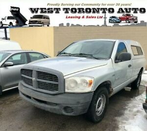 2008 Dodge Ram 1500 / YOU CERTIFY, YOU SAVE / 8 CYL 5.7L / REG C