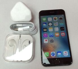 IPHONE 6S 16GB UNLOCKED/GOOD CONDITION/TRUSTED SHOP SPACE GREY