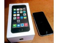 Apple iphone 5s space grey 32gb UNLOCKED