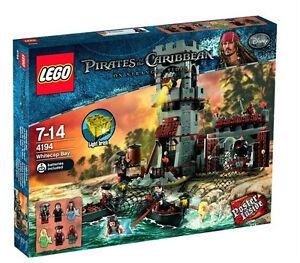 Pirates of the Caribbean LEGO 4194 Whitecap Bay Edmonton Edmonton Area image 1