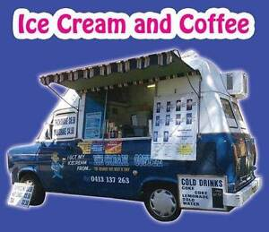 Business opportunity: Ice Cream and Coffee Van in Riverina The Rock Lockhart Area Preview
