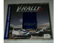 RARE V-RALLY 2 1MB MEMORY CARD(BOXED)