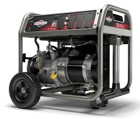 Briggs and Stratton 5750 Watt Portable Generator #30708